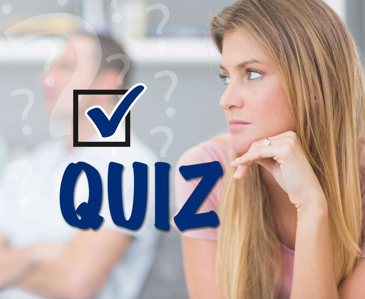 QUIZ: Can My Marriage Be Saved? | LoveLearnings com