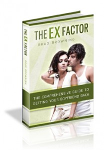 Ex Factor Book for Women - Brad Browning