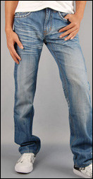 stylish pair of jeans