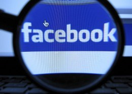 facebook magnifying glass