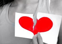 breakup heart