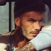david beckham alpha male