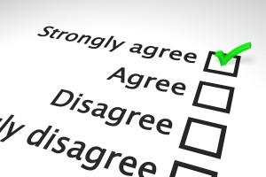 eHarmony questionnaire