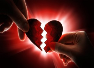 What to do with a broken heart?