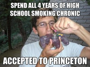Stoner genius