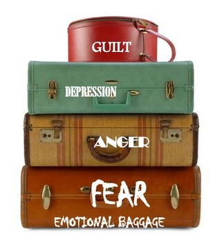 How to deal with emotional baggage