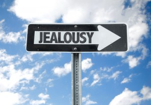 Jealousy destroys relationships