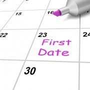 First Date Calendar Meaning Romance And Dating