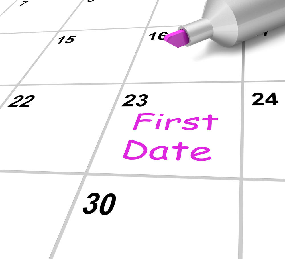First date topics