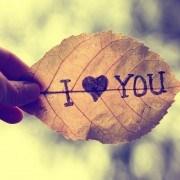 saying i love you too soon