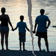 parents divorcing