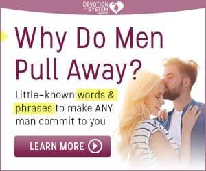 why men pull away banner