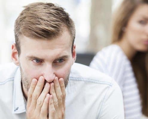 confront a cheater