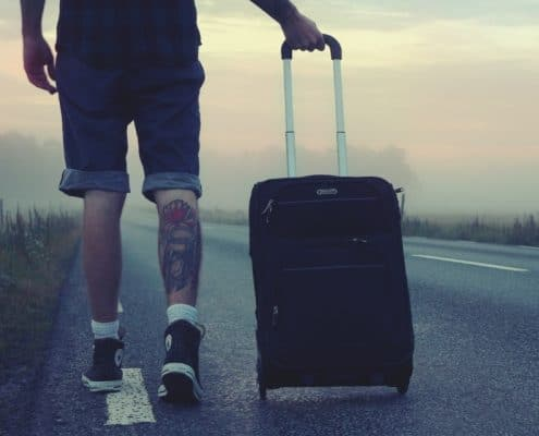 ex returning home to you
